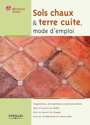 Téléchargez le livre :  Sols chaux et terre cuite, mode d'emploi