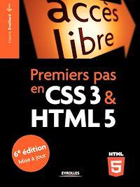 Téléchargez le livre numérique:  Premiers pas en CSS3 et HTML5