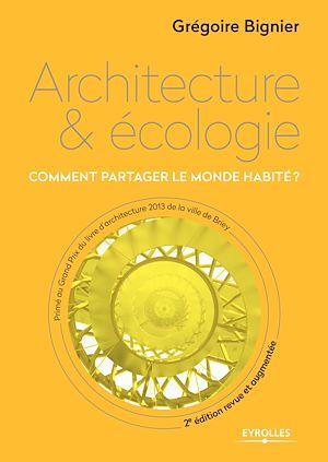 Téléchargez le livre :  Architecture et écologie