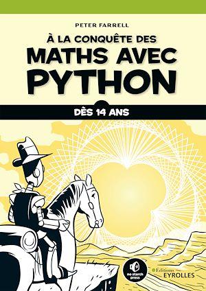 Image de couverture (À la conquête des maths avec Python)