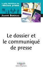 Télécharger cet ebook : Le dossier et le communiqué de presse