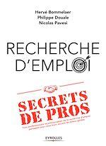 Télécharger cet ebook : Recherche d'emploi : secrets de pros
