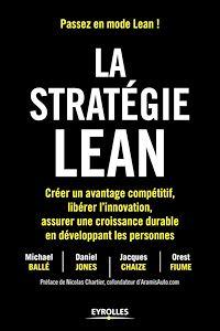 Télécharger le livre : La stratégie Lean