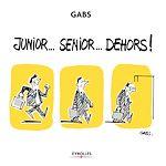 Télécharger le livre :  Senior... junior... dehors !