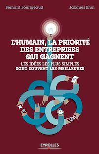 Télécharger le livre : L'humain, la priorité des entreprises qui gagnent