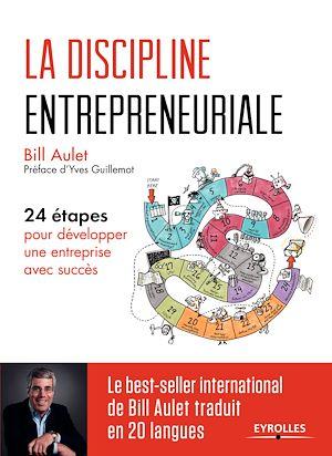 Téléchargez le livre :  La discipline entrepreneuriale