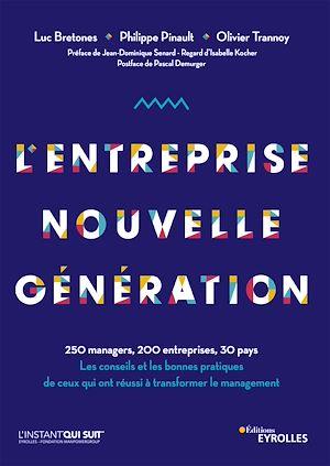 Téléchargez le livre :  L'entreprise nouvelle génération