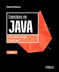Télécharger le livre : Exercices en Java
