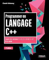 Télécharger le livre : Programmer en langage C++