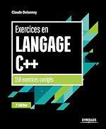Télécharger cet ebook : Exercices en langage C++