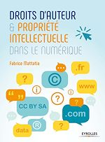Télécharger le livre :  Droit d'auteur et propriété intellectuelle dans le numérique