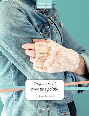 Téléchargez le livre :  Projets tricot à réaliser avec une pelote