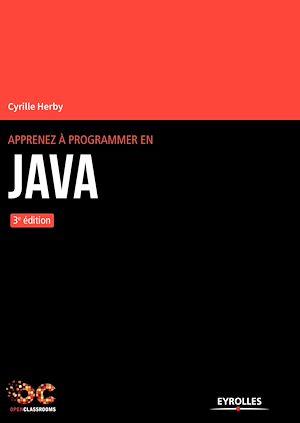 Téléchargez le livre :  Apprenez à programmer en Java