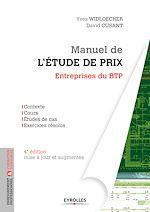 Télécharger le livre :  Manuel de l'étude de prix pour les entreprises du BTP