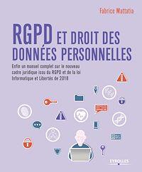 Télécharger le livre : RGPD et droit des données personnelles