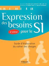 Télécharger le livre : Expression des besoins pour le SI