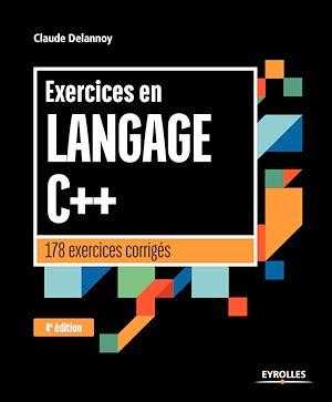 Téléchargez le livre :  Exercices en langage C++