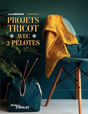 Téléchargez le livre :  Projets tricot avec 2 pelotes