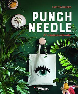 Téléchargez le livre :  Punch needle