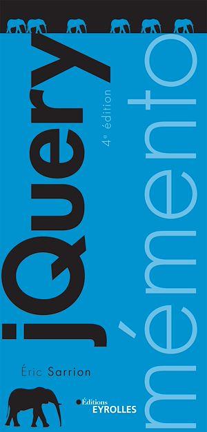 Téléchargez le livre :  Mémento jQuery