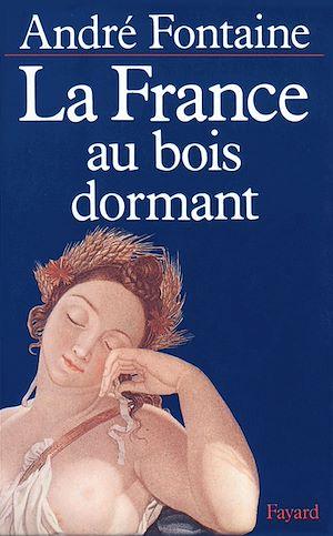 Téléchargez le livre :  La France au bois dormant