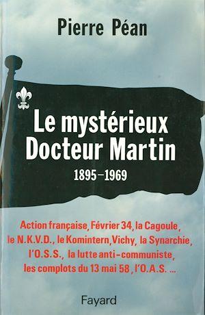 Téléchargez le livre :  Le Mystérieux Docteur Martin