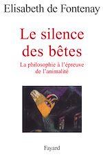 Télécharger le livre :  Le silence des bêtes