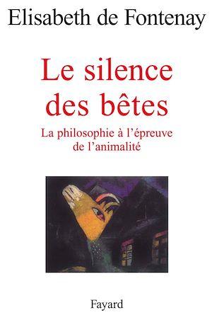 Téléchargez le livre :  Le silence des bêtes