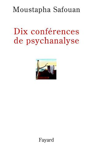 Téléchargez le livre :  Dix conférences de psychanalyse