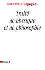 Télécharger le livre :  Traité de physique et de philosophie