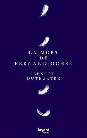 Téléchargez le livre :  La mort de Fernand Ochsé