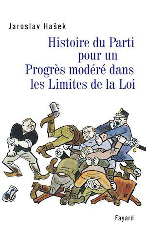 Téléchargez le livre :  Histoire du Parti pour un Progrès modéré dans les Limites de la Loi