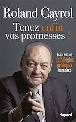 Télécharger le livre :  TENEZ ENFIN VOS PROMESSES !