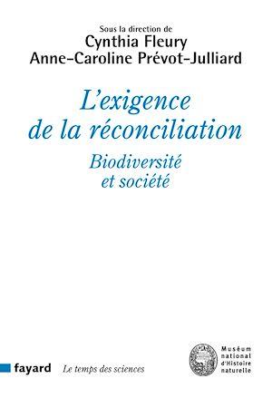 L'exigence de la réconciliation