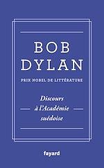Télécharger le livre :  Discours à l'Académie suédoise