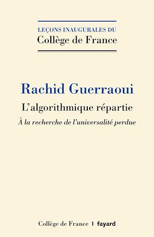 Téléchargez le livre :  L'algorithmique répartie