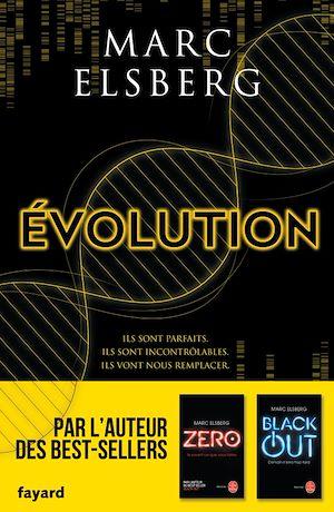 Evolution | Elsberg, Marc. Auteur