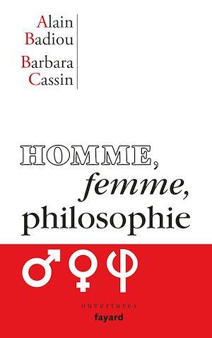 Homme, femme, philosophie
