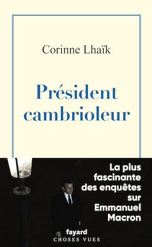 Téléchargez le livre :  Président cambrioleur