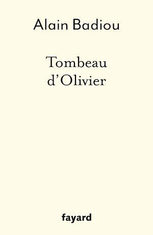 Téléchargez le livre :  Tombeau d'Olivier