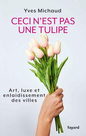 Image de couverture (Ceci n'est pas une tulipe)