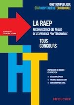Télécharger le livre :  Trajectoire - La RAEP - Reconnaissance des acquis de l'experience professionnelle - Tous concours