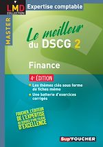Télécharger cet ebook : Le meilleur du DSCG 2 Finance 4e édition