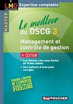 Télécharger le livre :  Le meilleur du DSCG 3 Management et contrôle de gestion 4e édition