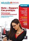 Téléchargez le livre numérique:  Réussite Concours Note-Rapport-Cas pratique