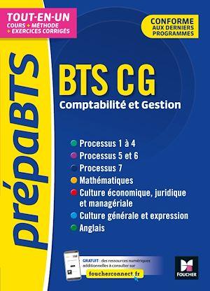 Téléchargez le livre :  PrépaBTS - BTS CG - Toutes les matières - Révision et entraînement