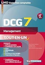 Télécharger cet ebook : DCG 7 Management Manuel et applications 5e édition