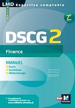 Télécharger le livre :  DSCG 2 Finance Manuel 7e édition