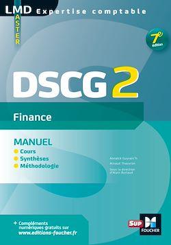 Téléchargez le livre numérique:  DSCG 2 Finance Manuel 7e édition
