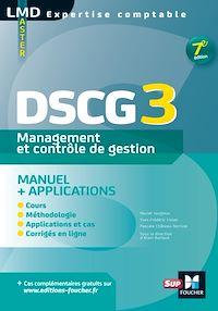 Télécharger le livre : DSCG 3 Management et contrôle de gestion Manuel et applications 7e édition